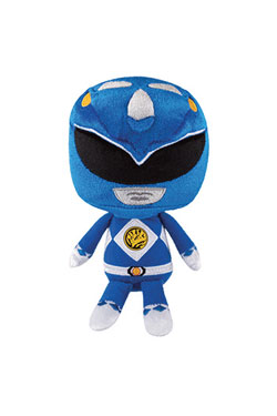 Power Rangers Hero Plushies Plush Figure Blue Ranger 15 cm