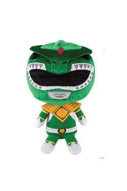 Power Rangers Hero Plushies Plush Figure Green Ranger 15 cm