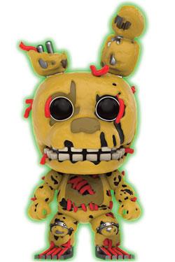 Five Nights at Freddy's POP! Games Vinyl Figure Springtrap GITD 9 cm