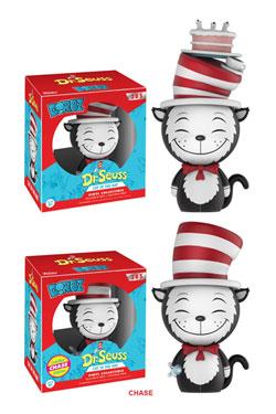 Dr. Seuss Vinyl Sugar Dorbz Vinyl Figures Cat in the Hat 8 cm Assortment (6)