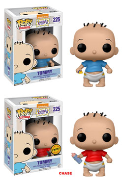 Rugrats POP! Television Figures Tommy Pickles 9 cm Assortment (6)