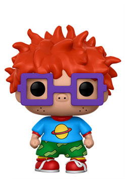 Rugrats POP! Animation Vinyl Figure Chuckie 9 cm