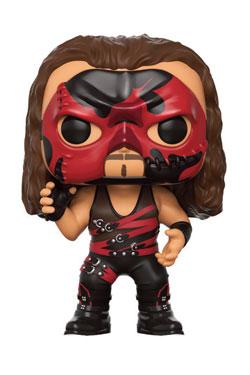 WWE Wrestling POP! WWE Vinyl Figure Kane (Red Suit) 9 cm