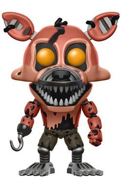 Five Nights at Freddy's POP! Games Vinyl Figure Nightmare Foxy 9 cm