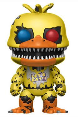 Five Nights at Freddy's POP! Games Vinyl Figure Nightmare Chica 9 cm