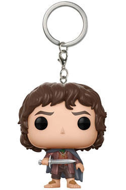 Lord of the Rings Pocket POP! Vinyl Keychain Frodo 4 cm