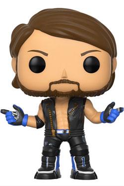 WWE Wrestling POP! WWE Vinyl Figure AJ Styles 9 cm