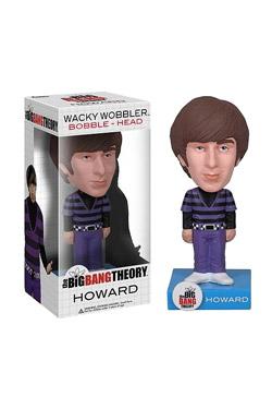 The Big Bang Theory Wacky Wobbler Bobble-Head Howard 15 cm