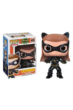Batman POP! Vinyl Figure Catwoman 1966 10 cm
