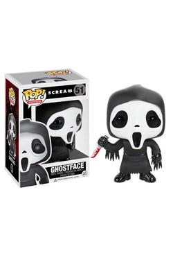 Scream POP! Vinyl Figure Ghostface 10 cm
