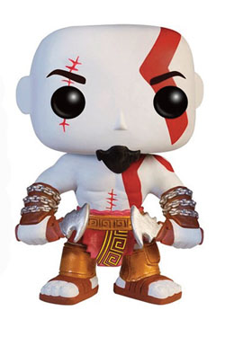 God of War POP! Vinyl Figure Kratos 10 cm