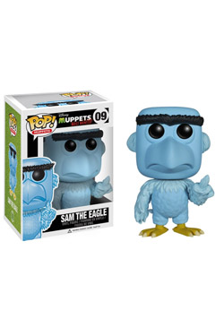 Muppets Most Wanted POP! Vinyl Figure Sam Eagle 10 cm