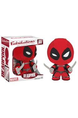 Marvel Fabrikations Plush Figure Deadpool 15 cm