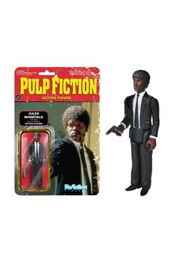Pulp Fiction ReAction Action Figure Wave 1 Jules Winnfield 10 cm