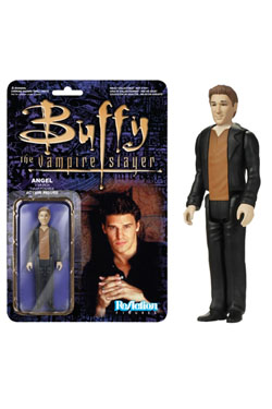 Buffy ReAction Action Figure Angel 10 cm