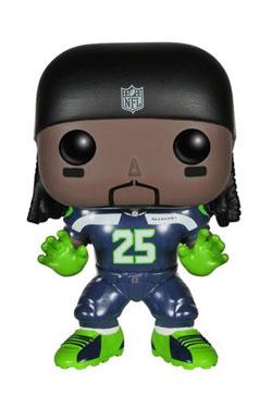 NFL POP! Football Vinyl Figure Richard Sherman (Seattle Seahawks) 9 cm