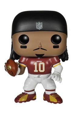 NFL POP! Football Vinyl Figure Robert Griffin III (Redskins) 9 cm