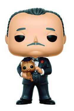 The Godfather POP! Movies Vinyl Figure Vito Corleone 9 cm