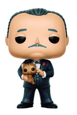 The Godfather POP! Movies Vinyl Figure Vito Corleone 9 cm