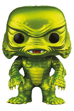 Universal Monsters POP! Vinyl Figure Creature from the Black Lagoon Metallic Version 9 cm