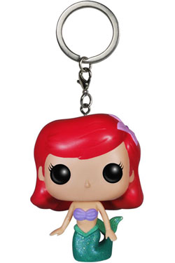 Disney Pocket POP! Vinyl Keychain Ariel 4 cm