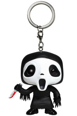Scream Pocket POP! Vinyl Keychain Ghost Face 4 cm