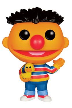 Sesame Street POP! TV Vinyl Figure Ernie 9 cm