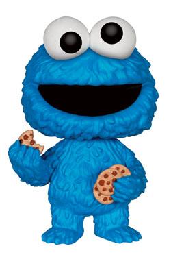 Sesame Street POP! TV Vinyl Figure Cookie Monster 9 cm