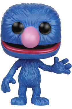 Sesame Street POP! TV Vinyl Figure Grover 9 cm