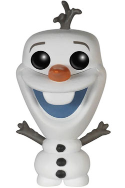 Frozen Pocket POP! Vinyl Figure Olaf 4 cm