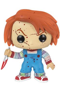 Child's Play 2 POP! Vinyl Figure Bloody Chucky Exclusive 9 cm