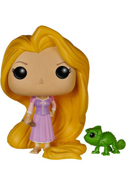 Tangled POP! Vinyl Figure Rapunzel & Pascal 9 cm