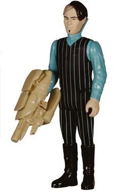 Fifth Element ReAction Action Figure Zorg 10 cm