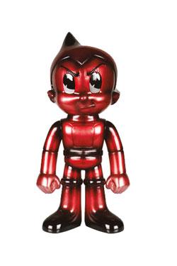 Astro Boy Hikari Sofubi Vinyl Action Figure Astro Boy Infrared Premium 19 cm