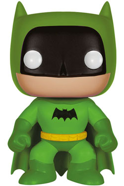 DC Comics POP! Heroes Vinyl Figure Green Batman Limited 9 cm
