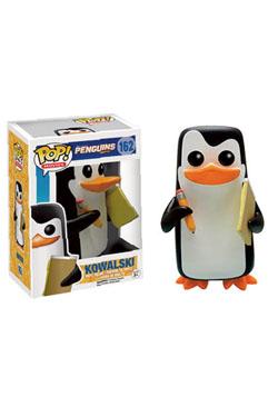 Penguins of Madagascar POP! Vinyl Figure Kowalski 9 cm