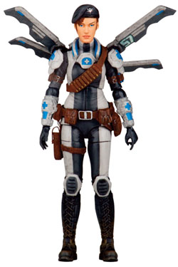 Evolve Legacy Collection Action Figure Val 15 cm