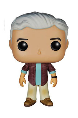 Tomorrowland POP! Disney Vinyl Figure Frank Walker 9 cm