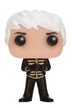 My Chemical Romance POP! Rocks Vinyl Figure Black Parade Gerard Way 9 cm