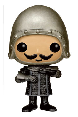 Monty Python and the Holy Grail POP! Movies Figure French Taunter 9 cm