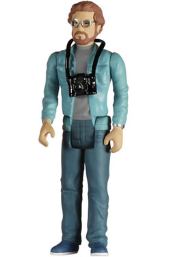 Jaws ReAction Action Figure Hooper 10 cm