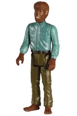 Universal Monsters ReAction Action Figure The Wolf Man (Flocked) SDCC 2015 8 cm