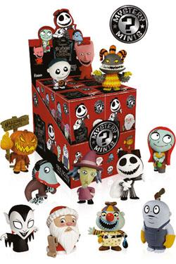 Nightmare Before Christmas Mystery Mini Figures 6 cm Series 2 Display (12)
