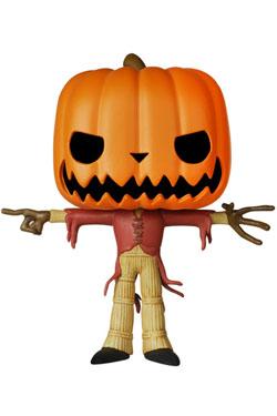 Nightmare Before Christmas POP! Vinyl Figure Jack the Pumpkin King 10 cm