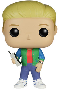 Saved by the Bell POP! Television Vinyl Figure Zach Morris 9 cm