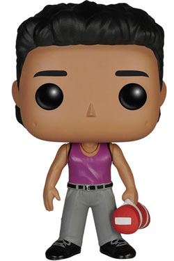 Saved by the Bell POP! Television Vinyl Figure A.C. Slater 9 cm
