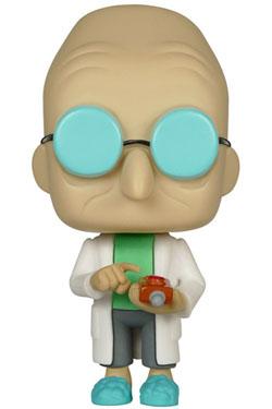 Futurama POP! Animation Vinyl Figure Professor Farnsworth 9 cm