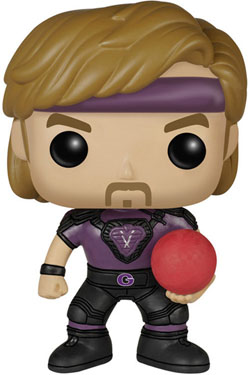 DodgeBall A True Underdog Story POP! Movies Vinyl Figure White Goodman 9 cm