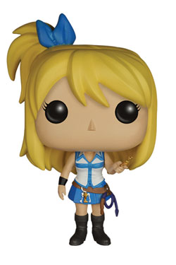 Fairy Tail POP! Animation Vinyl Figure Lucy 9 cm