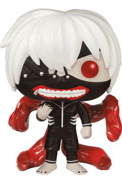 Tokyo Ghoul POP! Animation Vinyl Figure Ken Kaneki 9 cm